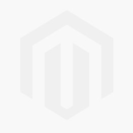 GogiPet ® Leather dog collar brown with paws 55 cm