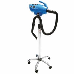 Vivog Turbo stand dryer with hose and nozzle