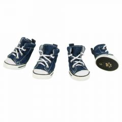 Sport shoes for dogs - Jeans Dog Shoes - dog shoes