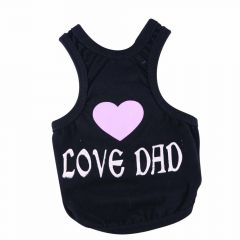 Love Dad Dogs T-Shirt