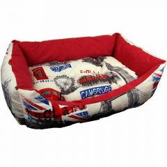 Dog bed My Little Britain - London