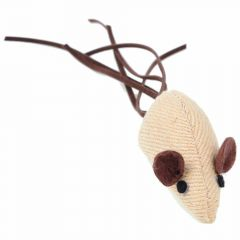 Cat toy - Nature Cat jute sack mice