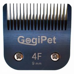 GogiPet blade 4F with Oster system