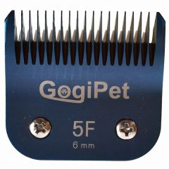 GogiPet Snap On blade 5F with Oster system