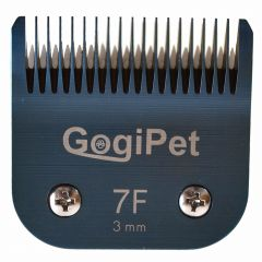 GogiPet blade 7F with Oster system