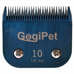 GogiPet blade #10 with Oster system
