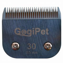 GogiPet blade #30 with Oster system