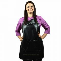 Dog hairdresser need - black bath apron with pockets