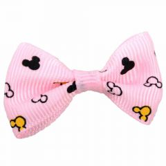 Mickey Mouse Hairbow light pink by GogiPet