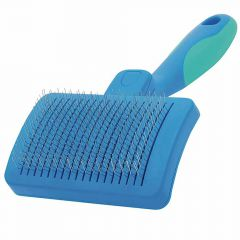 Vivog dog brush and cat brush brush self-cleaning