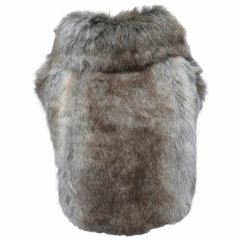 Fur coat for dogs - luxury clothing for dogs