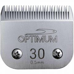 Cutter blade size 30 = 0.5 mm for Oster, Andis, Moser Wahl, Heiniger, Optimum and many farther clippers