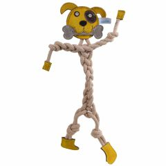 Dog toy from natural, sustainable materials by GogiPet ® Naturetoy