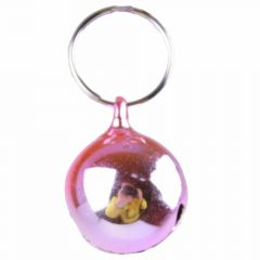 Small GogiPet cats bell rosa 14 mm