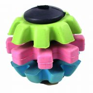 Gummiball - dog toy that bounces in all directions