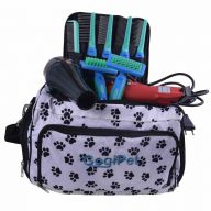 Professional transport bag for dog groomers with paws by GogiPet