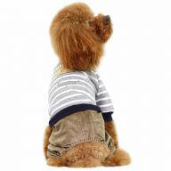 Warm dog clothes of high mixture