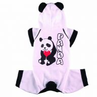 Sweet Panda costume for dogs by DoggyDolly DRF007