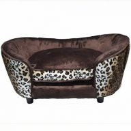 Luxury dog sofa Leopard of GogiPet ®
