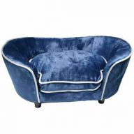 GogiPet ® dog sofa blue - Luxury dog sofa