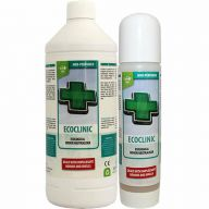 Ecodor EcoClinic set 200ml + 1 liter -special discount