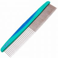 GogiPet ® dog comb 22 cm - wide and fine