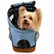dog backpack for small dogs up to 6 kg