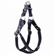 High quality dog harness made of genuine leather