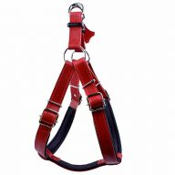 Leather dog harness from GogiPet ®