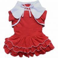 DoggyDolly Christmas dress 2 splitter for dogs DoggyDolly ST017