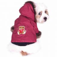 The red hot dog anorak of DoggyDolly W011