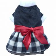 nice dog dress for the winter of DoggyDolly W106