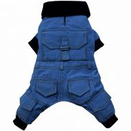 Dog clothing of DoggyDolly W184 dog clothes from Jeans