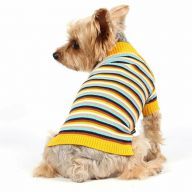 dog sweaters wool - warm dog clothes for the winter by DoggyDolly