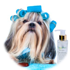 Dog care with natural oils