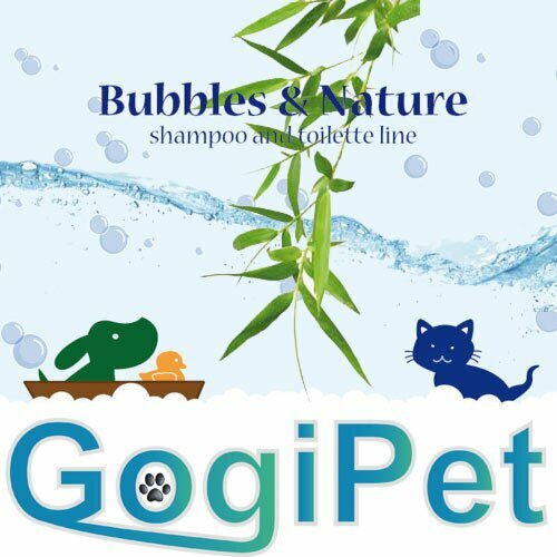 Bubbles & Nature Dog care products that the professionals also use effiziennte dog care series without harmful chemicals as they.